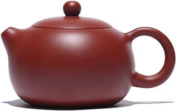 JIAZHOUMA 150 ml Yixing fioletowa glina czajniczek kulka filtr do otworu Xishi dzbanek do herbaty czajnik piękny ręcznie r...