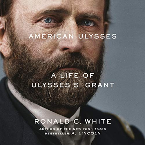 American Ulysses Audiobook By Ronald C. White cover art