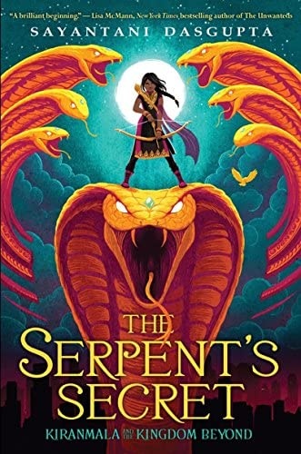 The Serpent s Secret Kiranmala and the Kingdom Beyond 1 product image