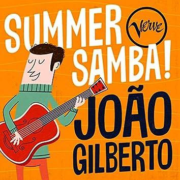 Summer Samba! - João Gilberto
