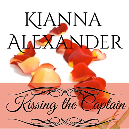 Kissing the Captain audiobook cover art