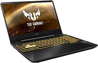 2019 Premium ASUS TUF 15.6 Inch FHD 1080p Gaming Laptop, AMD 4-Core Ryzen 5 3550H up to 3.7GHz, NVIDIA GeForce GTX 1050, 16GB DDR4 RAM, 512GB SSD (Boot) + 1TB HDD, Backlit KB, Windows 10, Black