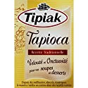 Tipiak Tapioca, recette traditionnelle, velouté et onctuosité pour les soupes et les desserts La boîte de 250g...