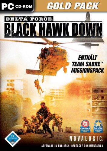 Delta Force - Black Hawk Down Gold Pack