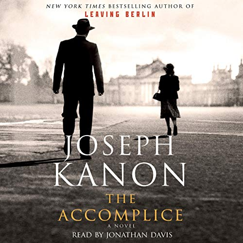 The Accomplice Audiobook By Joseph Kanon cover art