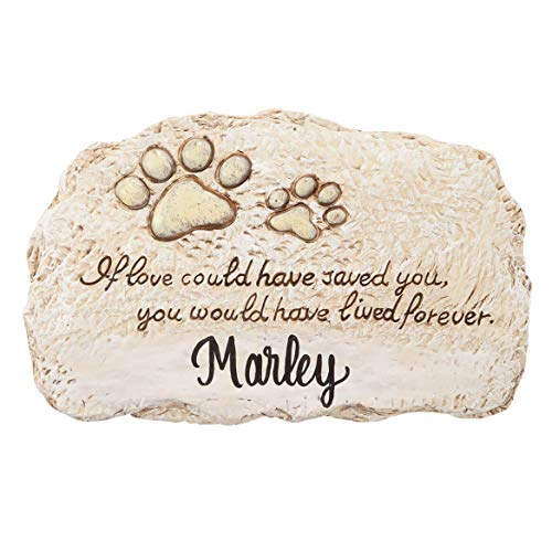 Fox Valley Traders Personalized Forever Pet Memorial