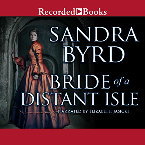 Bride of a Distant Isle audiobook cover art