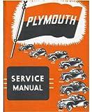 1936 1939 1940 1941 1942 Plymouth Shop Service Repair Book Manual Engine OEM