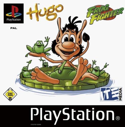 Hugo - Frog Fighter