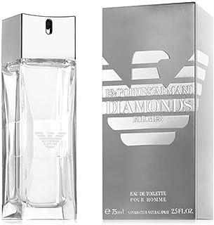 Emporio Armani Diamonds by Giorgio Armani for Men Eau de Toilette 75ml