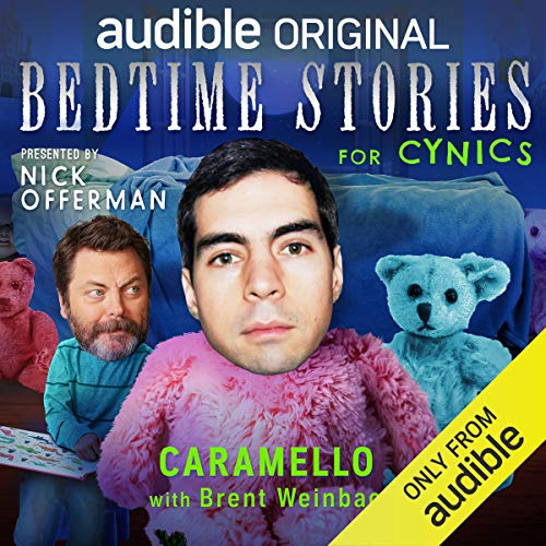 Ep. 12: Caramello with Brent Weinbach (Bedtime Stories for Cynics) copertina