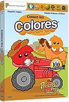 Conoce Los Colores [DVD]