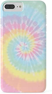 Roses Garden Phone Case Protectivedesign Cell Case Pastel Tie Dye Slim Case for iPhone 7 Plus