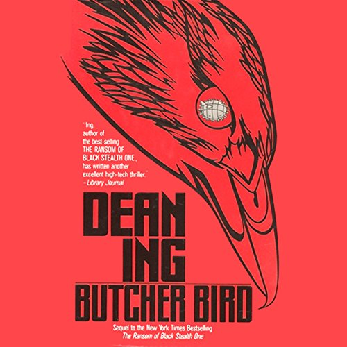 Butcher Bird audiobook cover art