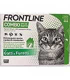 Frontline Combo Chats - Contre puces, tiques et poux