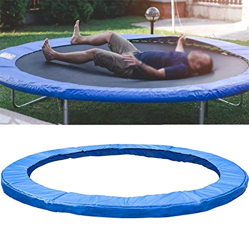 PAD Replacement Trampoline Surround, Universal Trampoline Foam Safety Guard Spring Cover Trampoline Edge Cover