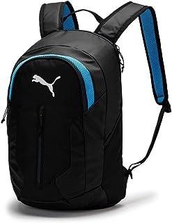 6678160cc1 Puma Final Pro Backpack Funktions-Rucksack Schwarz-Azurblau