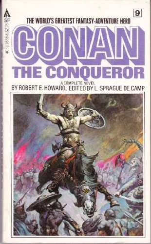 Conan the Conqueror (Conan #9) 0441116388 Book Cover