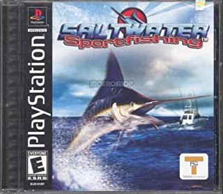 saltwater fishing video games
