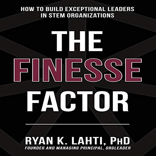 The Finesse Factor audiobook cover art