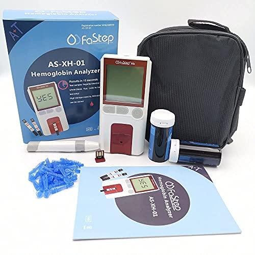 Healthcaretuye Hb Hemoglobin Meter Anemia Monitor Hemoglobin...