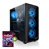 PC Gaming - Megaport Ordenador Gaming PC AMD Ryzen 5 3500 • GeForce RTX3060 12GB • 16GB 3000 DDR4 RAM • Windows 10 • 2000GB HDD • PC Gamer