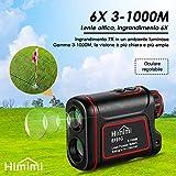 Zoom IMG-2 himimi telemetro da golf 1100