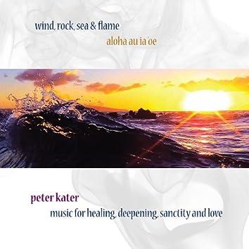 Wind, Rock, Sea & Flame