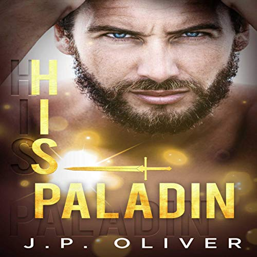 His Paladin audiobook cover art