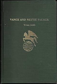 Hardcover Vance and Nettie Palmer, (Twayne's world authors series, TWAS 332. Australia) Book
