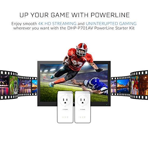 D-Link Powerline Adaptador de Cable