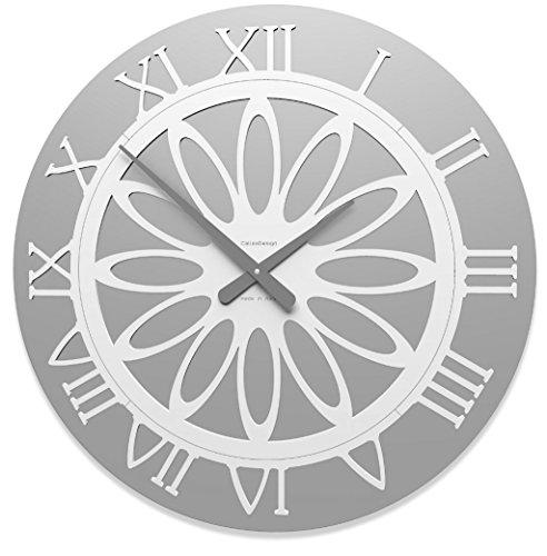 CalleaDesign Horloge Murale Athena 60 cm en Aluminium