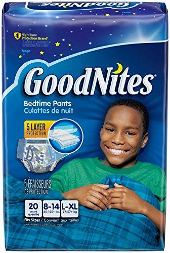 Huggies GoodNites Bedtime Pants | Amazon