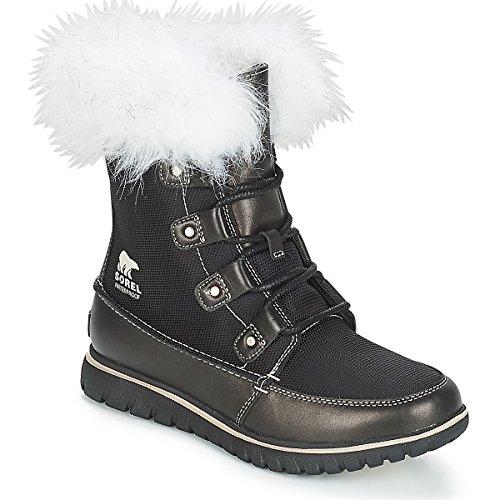 Sorel Cozy Joan X Celebration Stivali Donne Black - 36 - Stivali da Neve Shoes