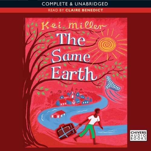 The Same Earth audiobook cover art