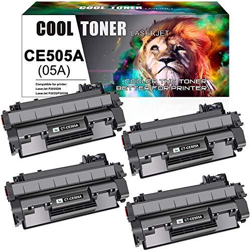 ce505a 05a fabricante Cool Toner