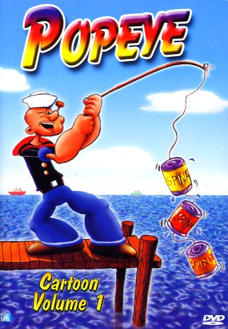 Popeye - Cartoon Vol.1