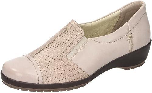 Comfortabel Damen-Slipper Weiß 942176-3