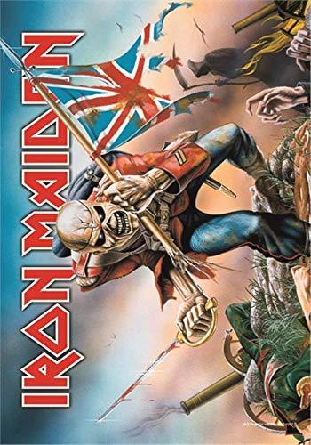 Iron Maiden - Trooper Flagge
