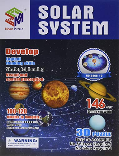 Legler Small Foot Company (Smb5V) - 9597 - Puzzle 3D - Univers