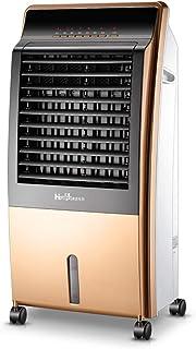 BD.Y Ventilador de Aire Acondicionado Acondicionador de Aire móvil de Control Remoto móvil de Uso doméstico silencioso y frío de Doble Uso silencioso