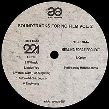 Soundtracks for No Film, Vol. 2