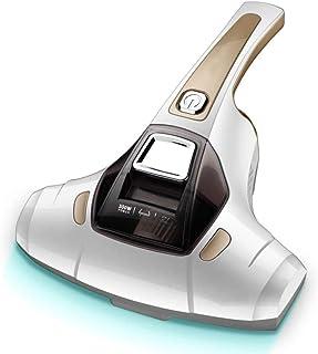 ASDASD Aspiradora Ultravioleta Anti-?caros del Polvo aspiradora Potente y Filtro HEPA Limpieza eficiente de los ?caros en colchones sof? y alfombras-Dorado (Color: Dorado)-Dorado