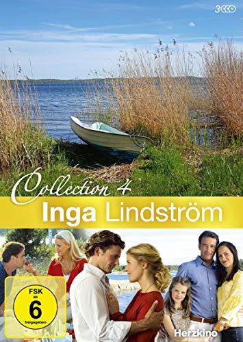 Inga Lindström Collection 4 [3 DVDs]