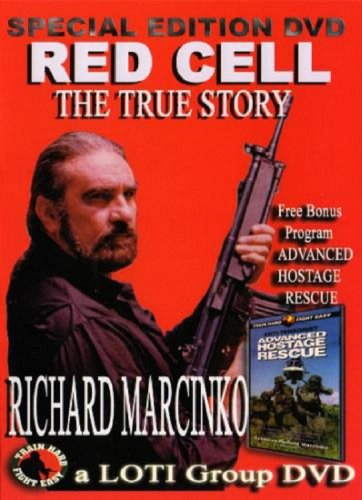 Red Cell - The True Story With Richard Marcinko [USA] [DVD]
