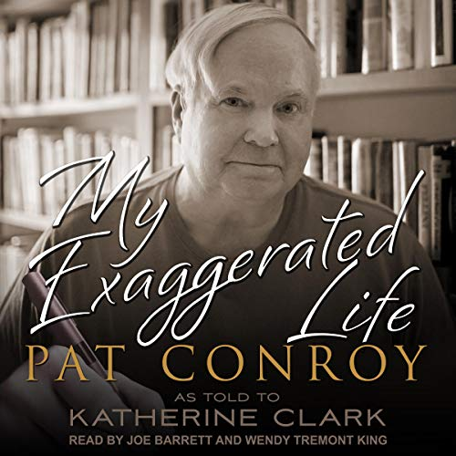 My Exaggerated Life audiobook cover art