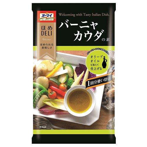 日本製粉『オーマイ ほめDELI バーニャカウダの素』