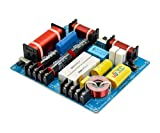 Douk Audio HiFi 350 W - Panel divisor de frecuencia de 3 vías para KTV Stage Speaker Crossover Audio Filter