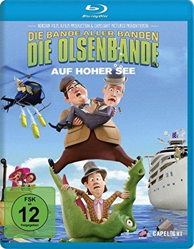 Die Olsenbande - Auf hoher See [Blu-ray]