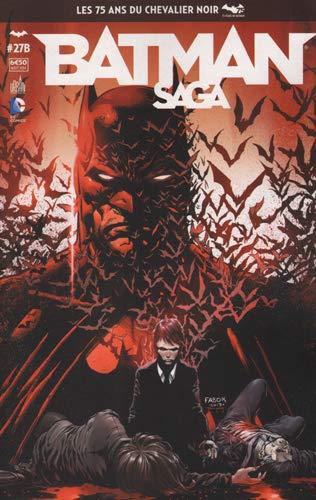 Batman, Tome 27 : Saga